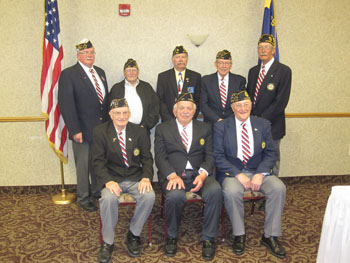 Members of the Dyersville